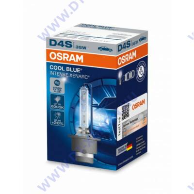 Osram Cool Blue Intense 66440CBI D4S Xenon izzó