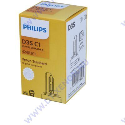 Philips XenStart D3S Xenon izzó 42403