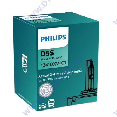 Philips D5S X-tremeVision gen2 Xenon izzó 12410XV