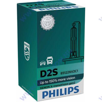 Philips D2S X-tremeVision gen2 Xenon izzó 85122XV2