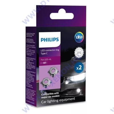 Philips H7 LED adapter Type C 11172CX