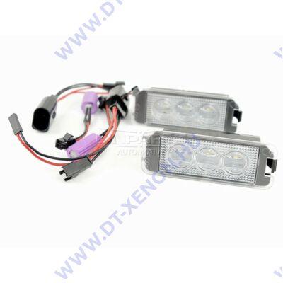 Einparts VW rendszámtábla LED világítás EP104